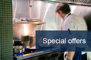 chef special offers from suppliers