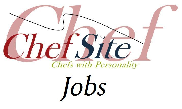 work jobs for chefs