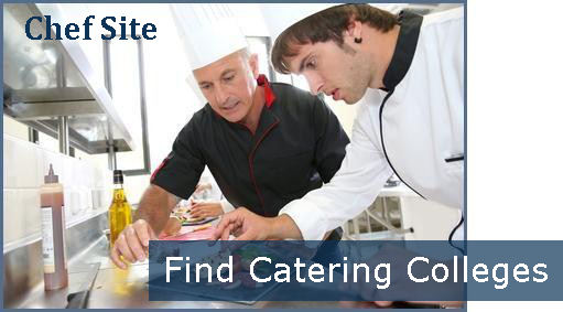 catering hospitality chef colleges