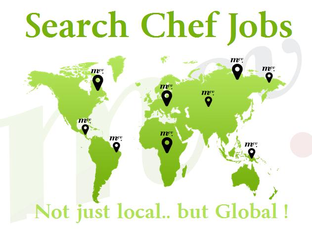 search chef jobs info